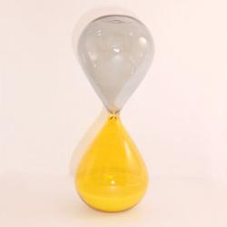 砂時計Mサイズye1